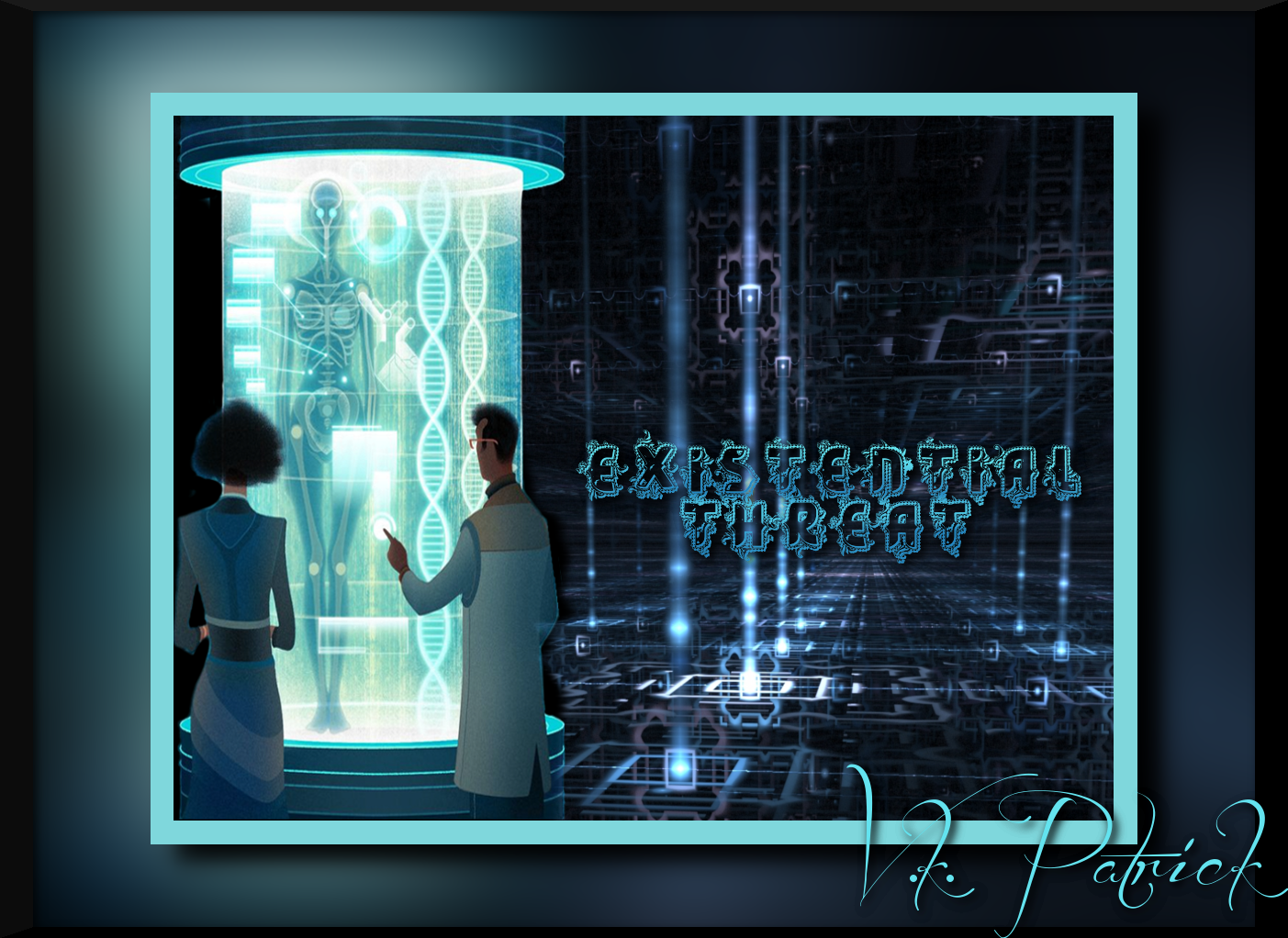 CYBERSPACIAL DOMINION | Mystery of the Iniquity
