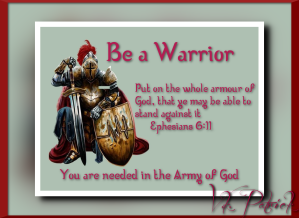 WARRIOR OF GOD Pt-2